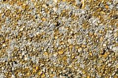 Pierre et roches concrètes de texture Image libre de droits