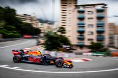 #10 Pierre GASLY FRA, Red Bull Racing, RB15 at the Fairmont hairpin