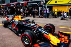 Pierre Gasly, Red Bull Racing, Monaco 2019