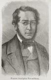 Pierre-Joseph Proudhon Royalty Free Stock Images