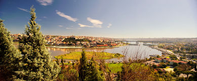 Pierre Loti Hill, Istanbul, Turkey royalty free stock image