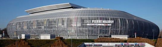 Pierre Mauroy Stadium Stockbild