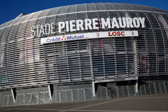 Pierre Mauroy Stadium Lizenzfreies Stockbild