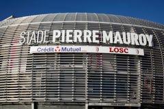 Pierre Mauroy Stadium Lizenzfreie Stockfotos