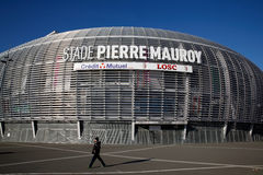 Pierre Mauroy Stadium Royalty Free Stock Photo