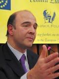 Pierre Moscovici Stockbilder