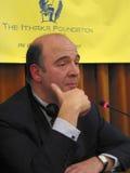 Pierre Moscovici Stockfotografie