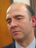 Pierre Moscovici Lizenzfreie Stockfotografie