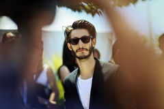 Pierre Niney Royalty Free Stock Photography