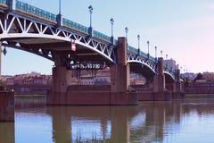 pierre pont święty fotografia royalty free