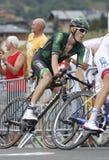 Pierre Rolland Tour de France 2015 Stock Photo
