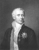 Pierre Simon Laplace Royalty Free Stock Photography