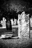 Pierre tombale photo stock