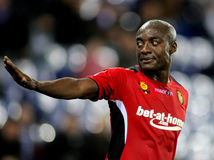 Pierre Webo of Mallorca Royalty Free Stock Images