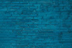 Pierres bleues de brique de texture de fond photos libres de droits