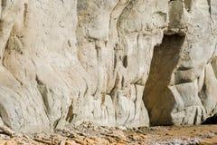 Pierres d'île de Zakynthos à la belle plage Image stock
