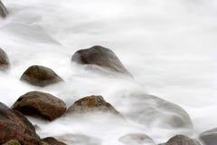 Pierres d'océan images libres de droits