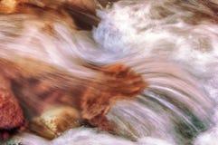 Pierres de fleuve photo libre de droits
