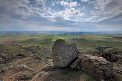 Pierres de Granit Photographie stock libre de droits