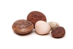 Pierres de granit Image libre de droits