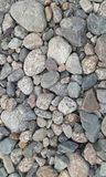 Pierres de granit Photo stock