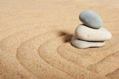 pierres de jardin Image libre de droits