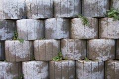 Pierres de mur de parc - Stonewall Photo stock