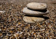Pierres de sable Image libre de droits