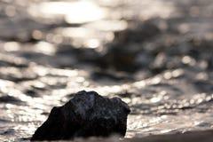 Pierres, eau et lumière 5 Images stock