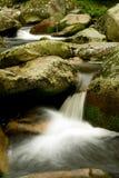 Pierres et fleuve Photo libre de droits