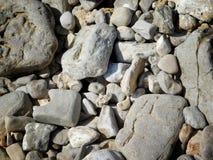Pierres et roches image stock