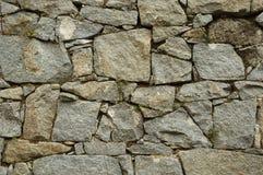 Pierres - granit Photos libres de droits