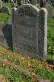 Pierres graves Photo stock