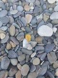Pierres sur la plage Photographie stock