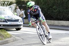Pierrick Fedrigo France cyclist Stock Photo