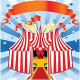 pierrot цирка Стоковое фото RF