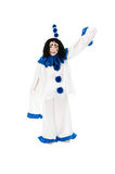 Pierrot Royalty Free Stock Photo