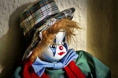 Pierrot de la porcelana Fotos de archivo libres de regalías