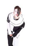Pierrot Royalty Free Stock Image