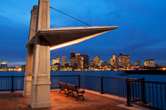 Piers Park Royalty Free Stock Photography