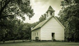 Pierwotny kościół baptystów Obraz Royalty Free
