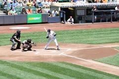 Pierwsza Liga Baseballa Zdjęcie Stock