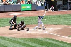 Pierwsza Liga Baseballa Zdjęcia Royalty Free