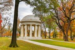 Pierwsza Wojna Światowa pomnik Zdjęcie Royalty Free