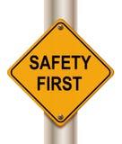 pierwszy bezpieczeństwo