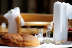 Pierwszy communion Fotografia Royalty Free