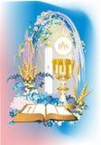 Pierwszy communion Obraz Stock