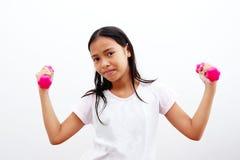 pierwszy fitness zdjęcie stock