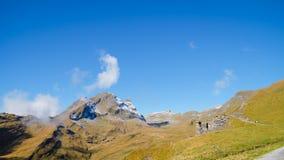 Pierwszy góry Szwajcaria Obraz Stock