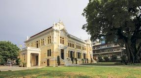 Pierwszy gałąź Siam Commercial Bank Zdjęcia Stock